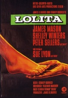 Lolita - German Movie Poster (xs thumbnail)