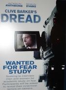 Dread - Movie Poster (xs thumbnail)