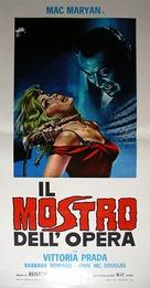 Mostro dell'opera, Il - Italian Movie Poster (xs thumbnail)