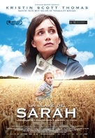 Elle s'appelait Sarah - Spanish Movie Poster (xs thumbnail)