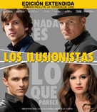 Now You See Me - Mexican Blu-Ray movie cover (xs thumbnail)
