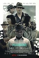 Mudbound - Spanish Movie Poster (xs thumbnail)