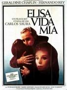 Elisa, vida mía - French Movie Poster (xs thumbnail)