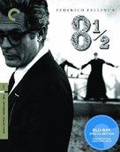 8½ - Blu-Ray movie cover (xs thumbnail)