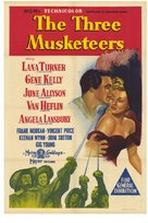 The Three Musketeers - Australian Movie Poster (xs thumbnail)