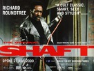 Shaft - British Theatrical poster (xs thumbnail)