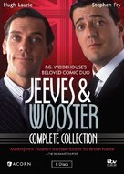 """Jeeves and Wooster"" - DVD cover (xs thumbnail)"