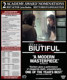 Biutiful - For your consideration movie poster (xs thumbnail)