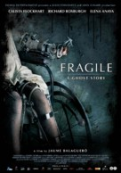 Frágiles - Dutch Movie Poster (xs thumbnail)