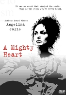 A Mighty Heart - DVD movie cover (xs thumbnail)