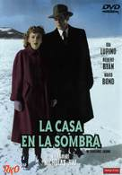 On Dangerous Ground - Spanish DVD cover (xs thumbnail)