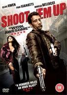 Shoot 'Em Up - British poster (xs thumbnail)