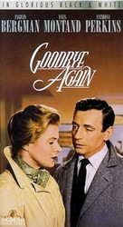 Goodbye Again - VHS movie cover (xs thumbnail)