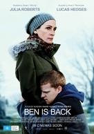 Ben Is Back - Australian Movie Poster (xs thumbnail)