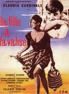 La ragazza con la valigia - French Movie Poster (xs thumbnail)