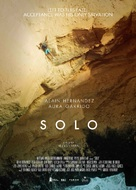 Solo - Spanish Movie Poster (xs thumbnail)