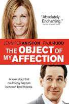 The Object of My Affection - DVD cover (xs thumbnail)