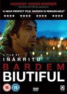 Biutiful - British DVD movie cover (xs thumbnail)
