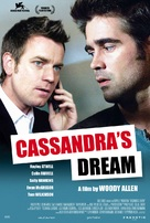 Cassandra's Dream - Swiss Movie Poster (xs thumbnail)