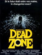 The Dead Zone - French Movie Poster (xs thumbnail)