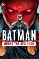 Batman: Under the Red Hood - Movie Cover (xs thumbnail)
