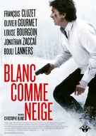 Blanc comme neige - Swiss Movie Poster (xs thumbnail)