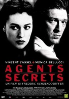 Agents secrets - Italian Movie Poster (xs thumbnail)