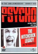 Psycho - Danish DVD movie cover (xs thumbnail)