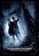 Sherlock Holmes: A Game of Shadows - Greek Movie Poster (xs thumbnail)