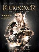 Kickboxer: Retaliation - Blu-Ray movie cover (xs thumbnail)