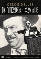 Citizen Kane - DVD movie cover (xs thumbnail)