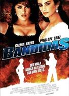 Bandidas - Spanish Movie Poster (xs thumbnail)