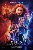 Dark Phoenix - British Movie Poster (xs thumbnail)