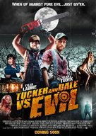Tucker and Dale vs Evil - Canadian Movie Poster (xs thumbnail)