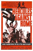 Ercole contro Roma - Movie Poster (xs thumbnail)
