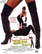 Femme Fontaine: Killer Babe for the C.I.A. - poster (xs thumbnail)