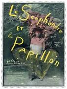 Le scaphandre et le papillon - French Movie Poster (xs thumbnail)