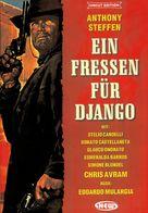 W Django! - German DVD cover (xs thumbnail)