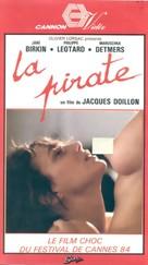La pirate - French VHS cover (xs thumbnail)