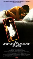 The Unbearable Lightness of Being - Movie Poster (xs thumbnail)