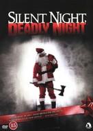 Silent Night, Deadly Night - Danish DVD cover (xs thumbnail)
