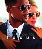 Focus - Blu-Ray movie cover (xs thumbnail)