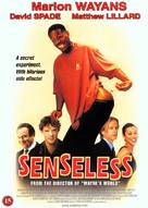 Senseless - Danish DVD cover (xs thumbnail)