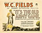 It's the Old Army Game - Movie Poster (xs thumbnail)