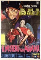 The Curse of the Mummy's Tomb - Italian Movie Poster (xs thumbnail)