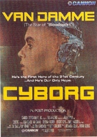 Cyborg - Movie Poster (xs thumbnail)