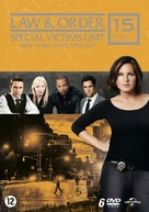 """Law & Order: Special Victims Unit"" - Dutch DVD cover (xs thumbnail)"