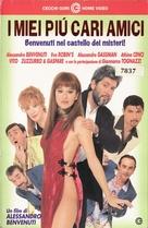 I miei più cari amici - Italian VHS movie cover (xs thumbnail)