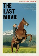 The Last Movie - Movie Poster (xs thumbnail)