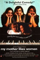 A mi madre le gustan las mujeres - Movie Poster (xs thumbnail)